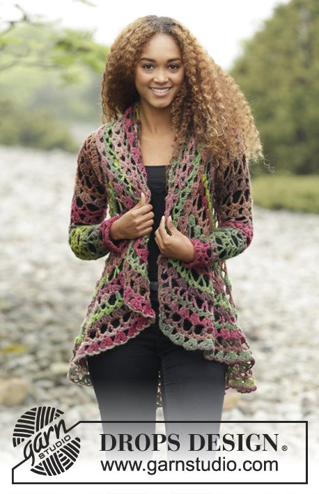 Crochet Circular Jacket Pattern Free Pinterest Best Ideas I Could