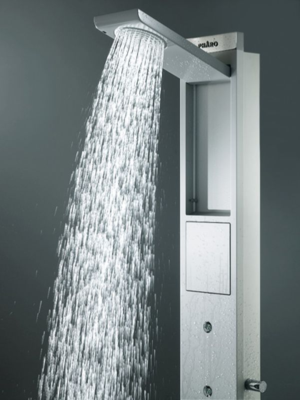1000+ images about Shower Fixtures on Pinterest | Shower lighting, Waterfall bathroom faucet and Tub to shower conversion - Images About Shower Fixtures On Pinterest Shower Lighting