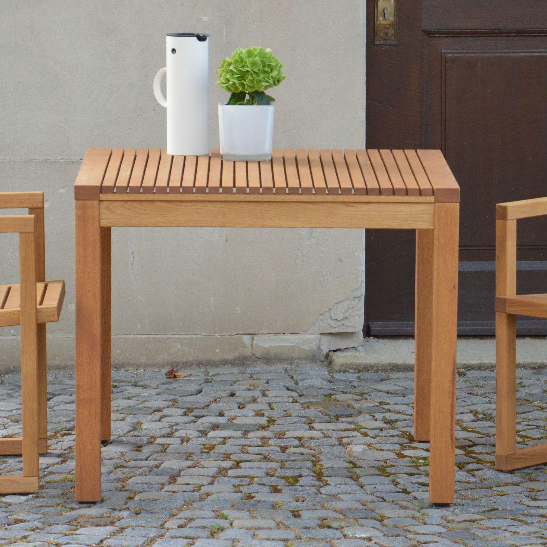 Jan Kurtz Sumatra Tisch, FSC Robinie in 2020   Gartentisch