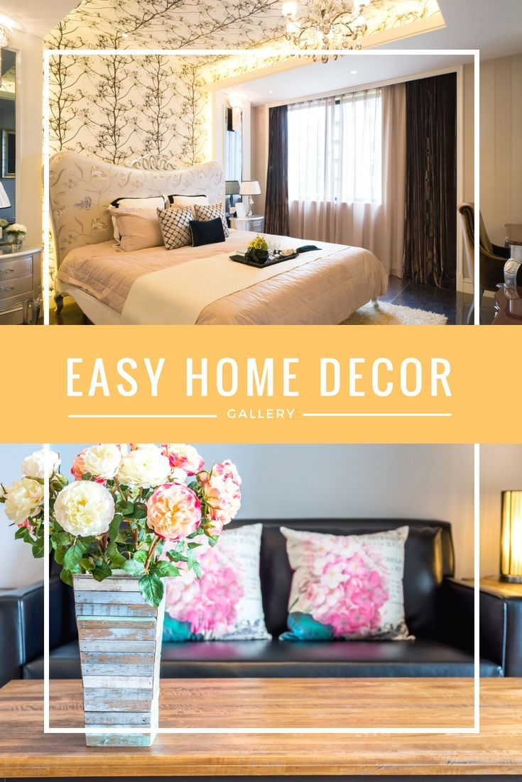 Easy home decor pictures save cash by using these stress free useful ideas also rh pinterest