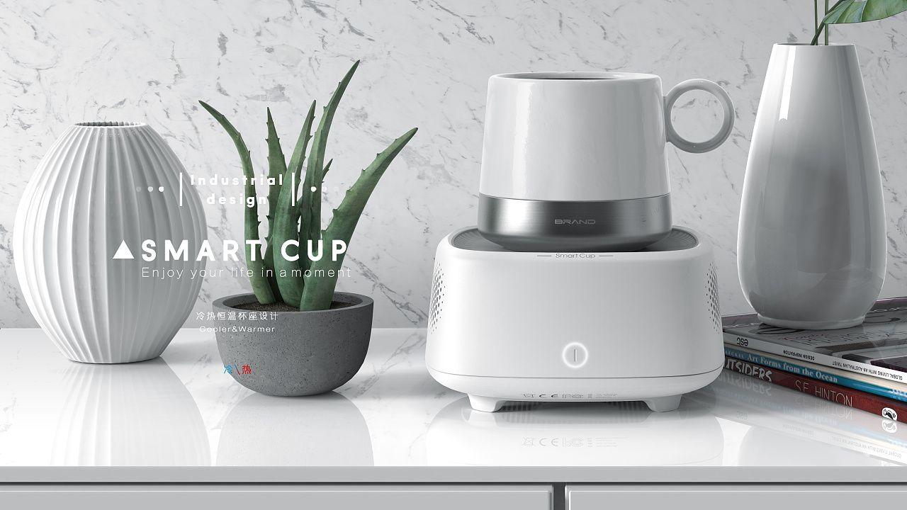 Smart Cup/Cooler&Warmer Cup 原创作品 站酷(ZCOOL) in 2020