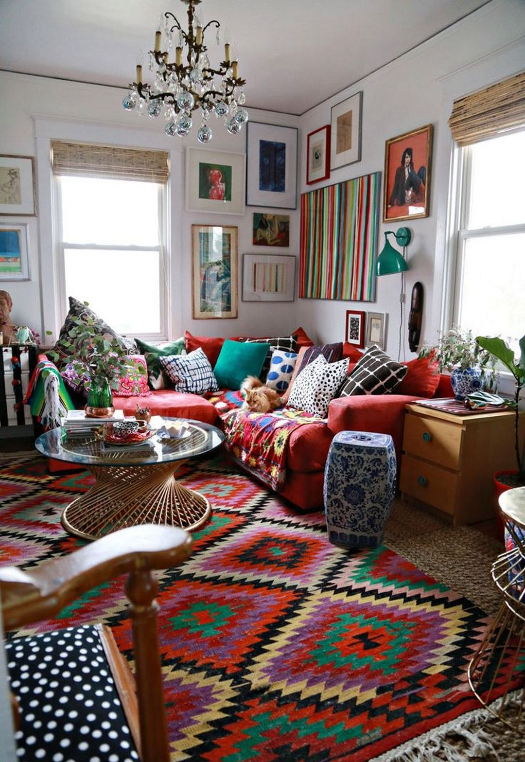 125 Adorable Bohemian Style Decor Ideas Https Www Futuristarchitecture
