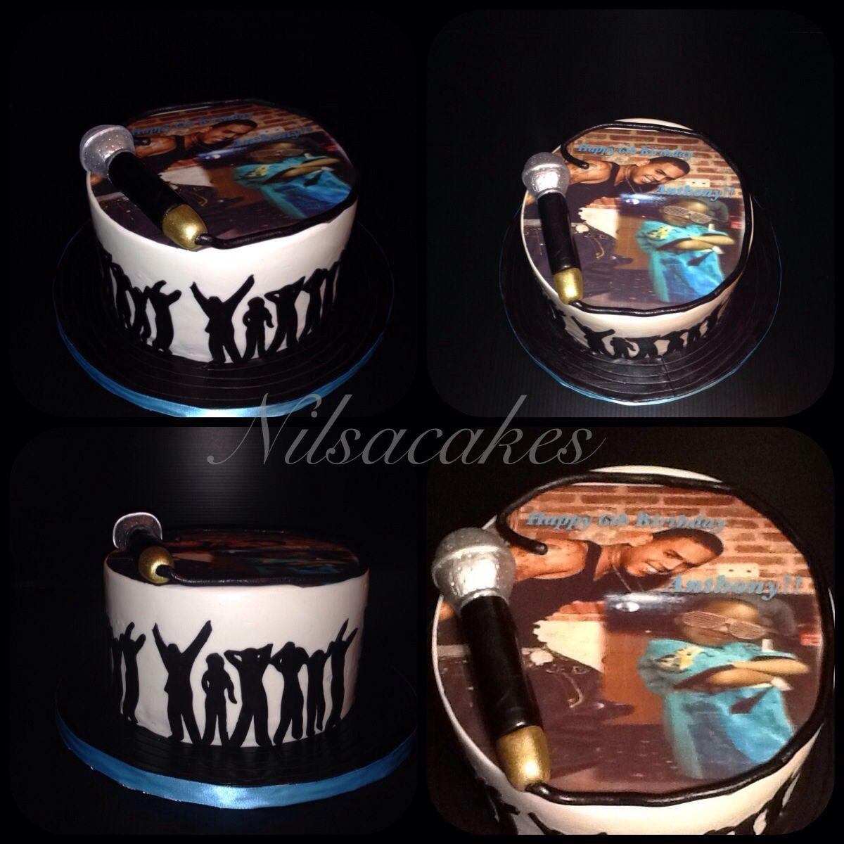 Chris Brown Cake Mojees Cakes Pinterest Chris Brown Cake And