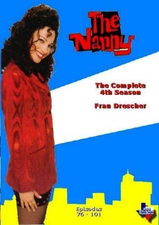 THE NANNY - COMPLETE SEASON 4 null   www/dp