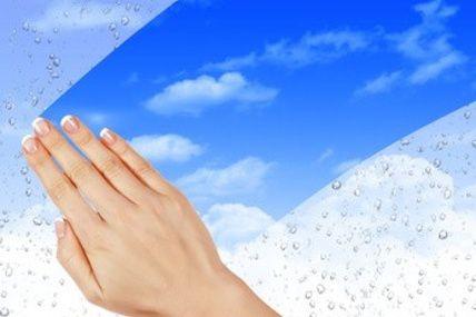 fabriquer un demi-litre de produit nettoyant pour les vitres Les - Produit Nettoyage Mur Exterieur
