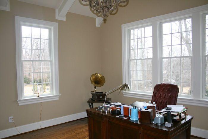 macadamia paint colorSherwin Williams Macadamia color SW 6142  Living Rooms