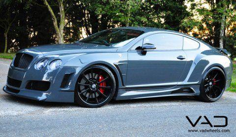 For Sale: 2007 Premier 4509 Bentley Continental GT Widebody – GTspirit