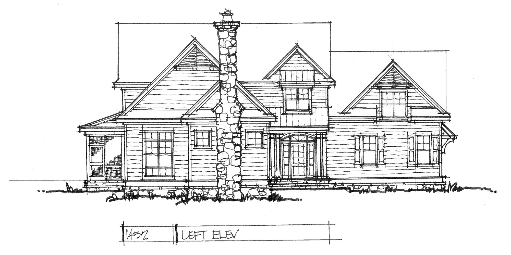 HOUSE PLAN NOW IN PROGRESS House Architecture Design And - How to check elevation