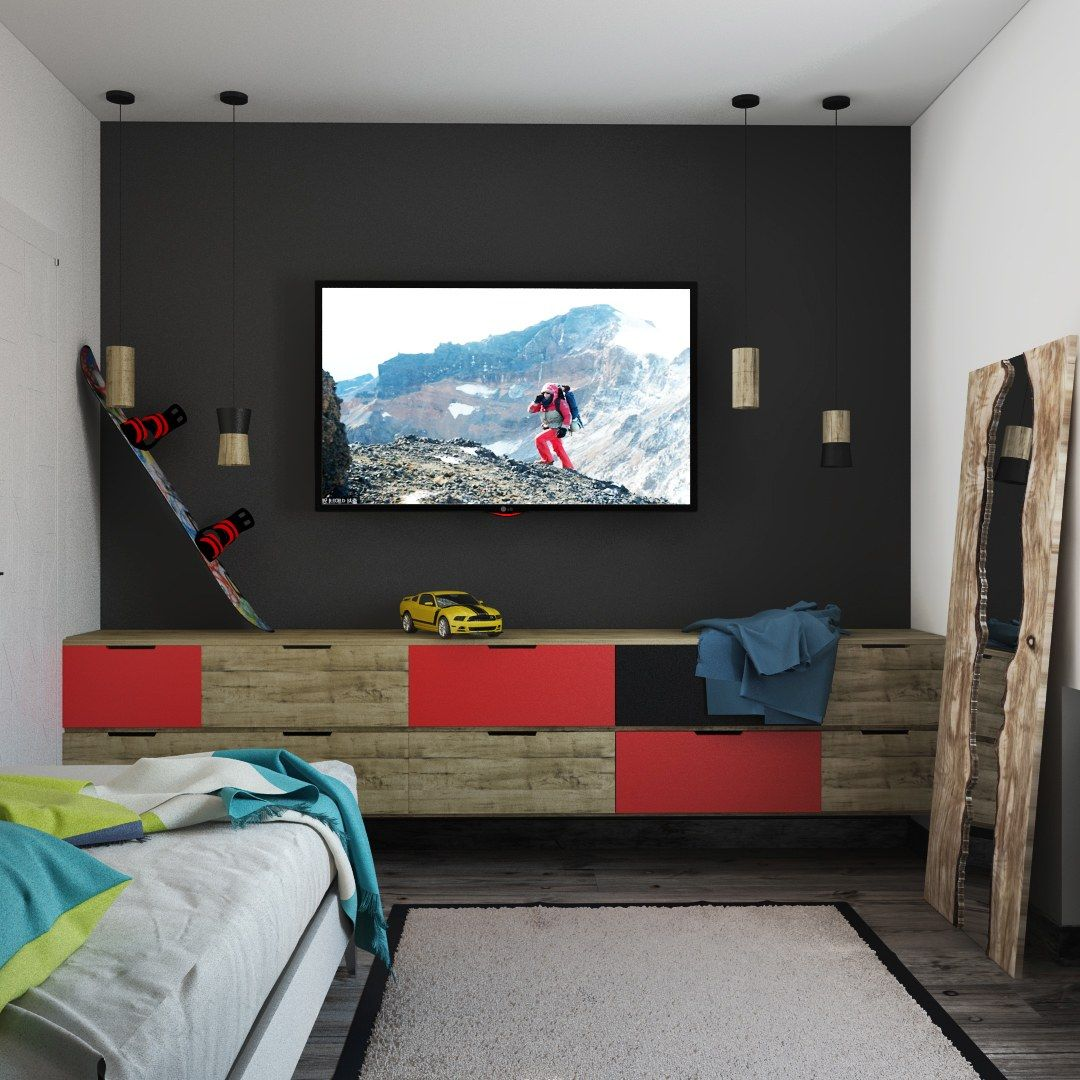 super-colorful bedroom ideas for kids and teens | children room