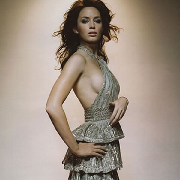 Seems Sexy emily blunt pics