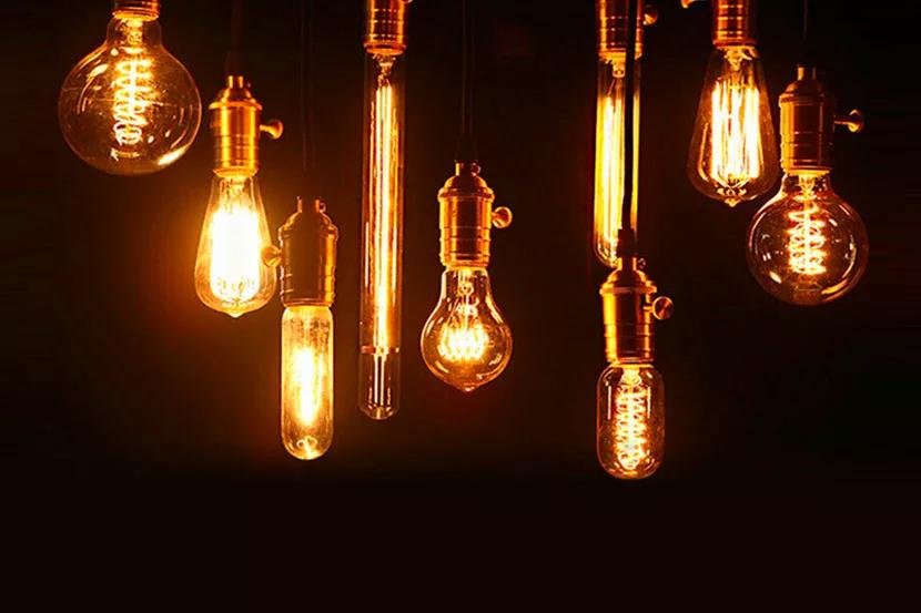 Best Led Edison Bulbs 10 Vintage Light Bulbs Led Light Guides In 2020 Edison Light Bulbs Copper Pendant Lights Vintage Light Bulbs