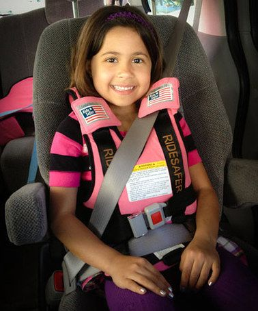 Take A Look At This Pink RideSafer 3 Travel Vest By Safe Ride 4 Kids On Zulily Today