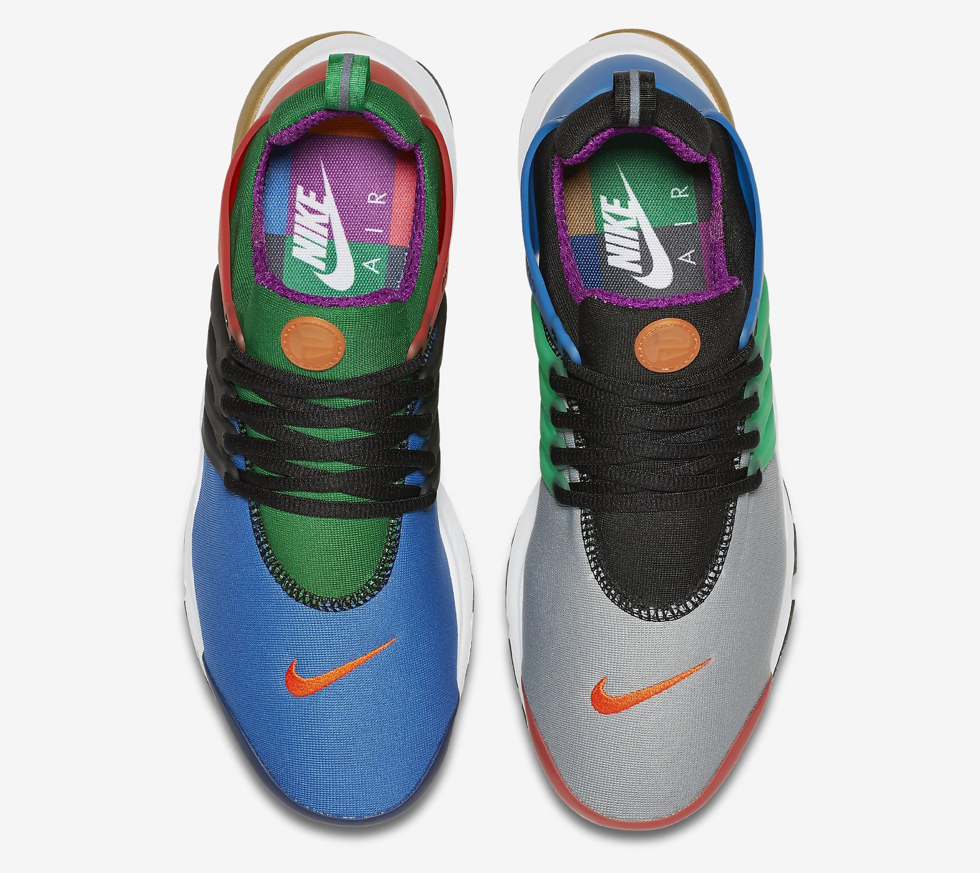 huge selection of 8a923 3456d Greedy Nike Air Presto 886043-400 Top