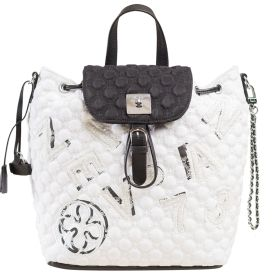 Alpha Backpack White