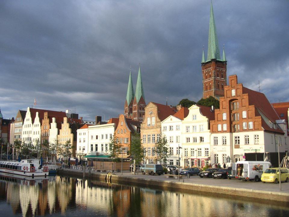 #Obertrave, Lübeck