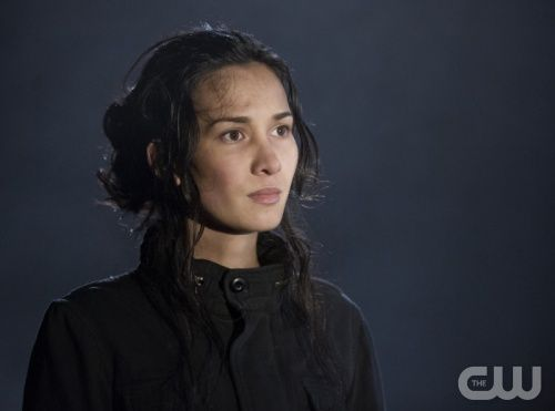 "Arrow -- ""Salvation"" -- Image AR118a_0066b -- Pictured: Celina Jade as Shado -- Photo: Cate Cameron/The CW -- © 2013 The CW Network. All Rights Reserved"