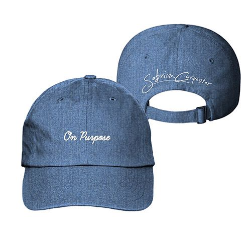 Sabrina Carpenter Denim Hat (I lost mine)  09f8bcba151