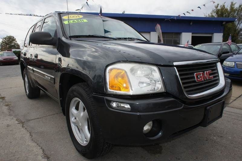 2004 Gmc Envoy Sle 4wd 4dr Suv In Richmond Va Escro Motors 2