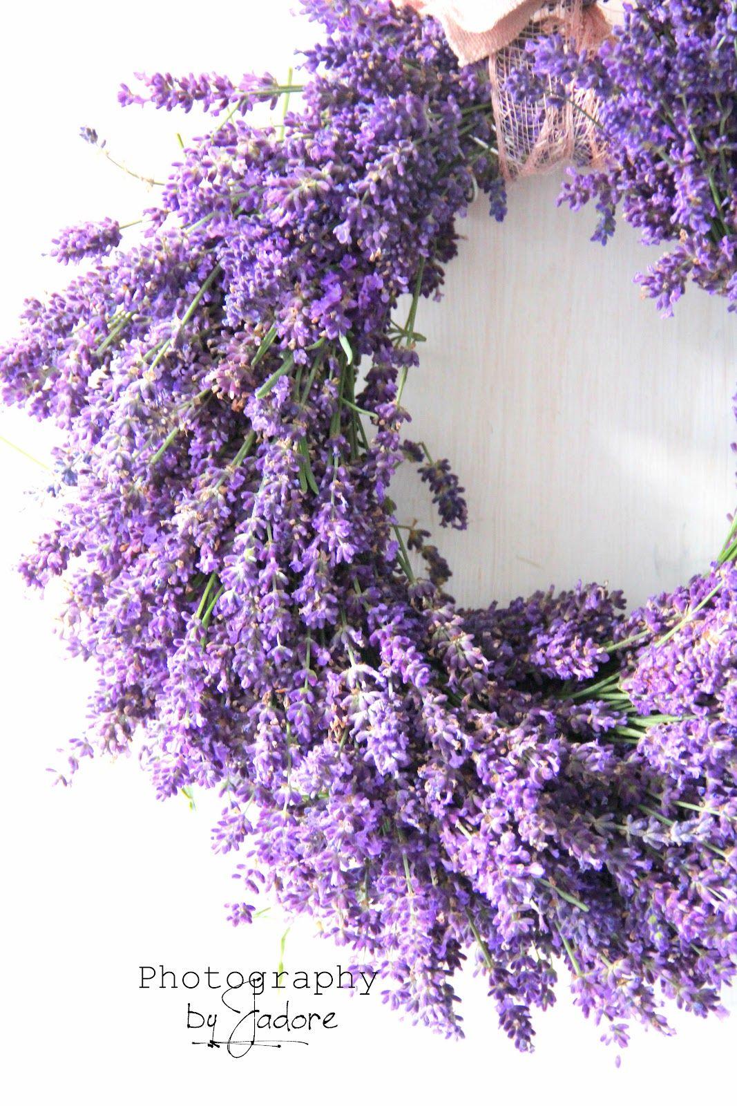 Lavender #wreath