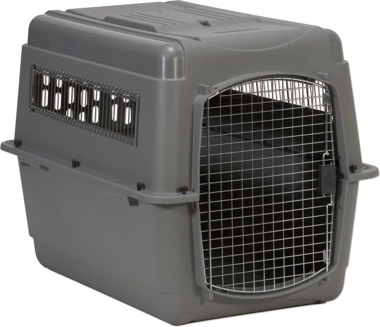 Petmate Airline Cargo Crate Intermediate Pet Carriers Dog Crate Pet Crate