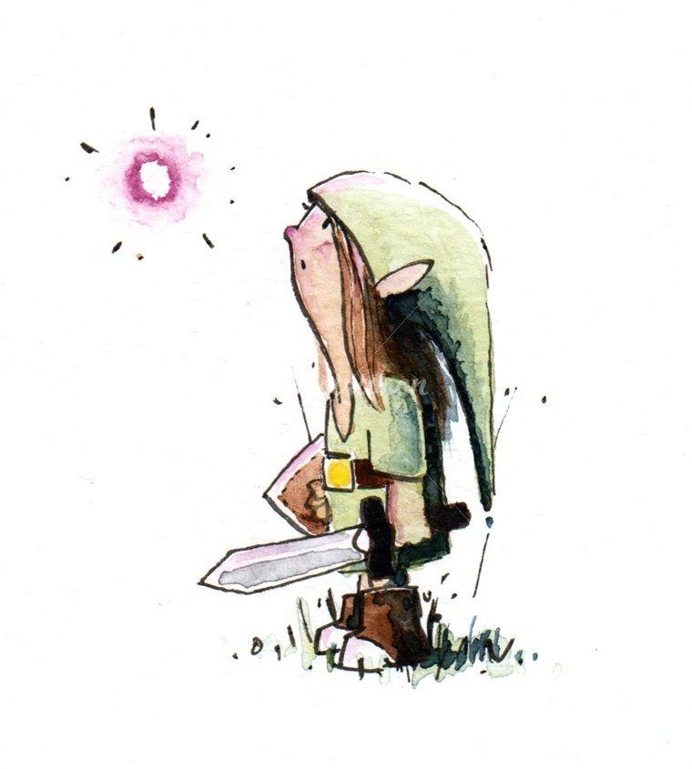 Luke Scriven Watercolor Artist Children Illustrator Uk