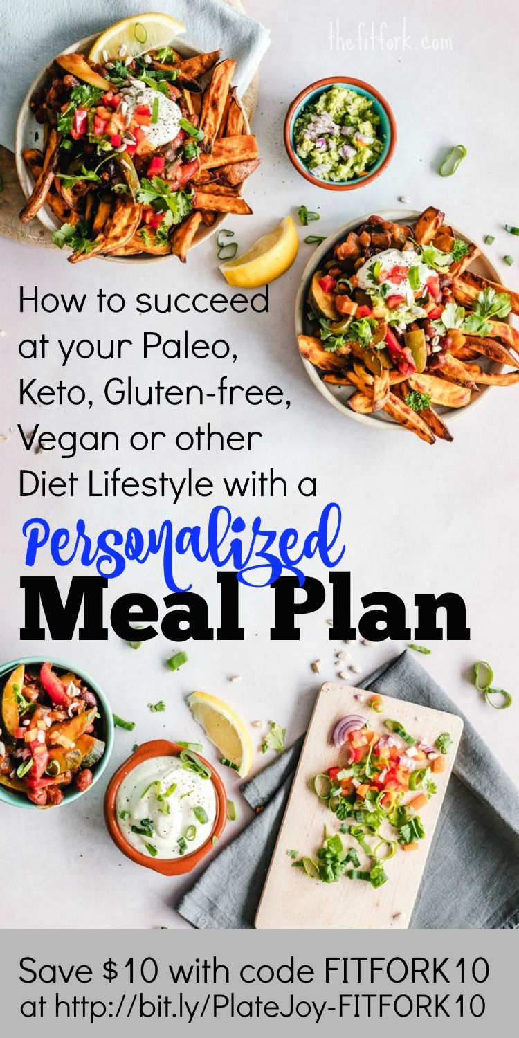 Personalized Meal Plans For Paleo Keto Vegan Or Any Diet Tribe With Platejoy Ad Shoppinglinks Platejoy Thefit Meal Planning Personalized Meal Plan Meals
