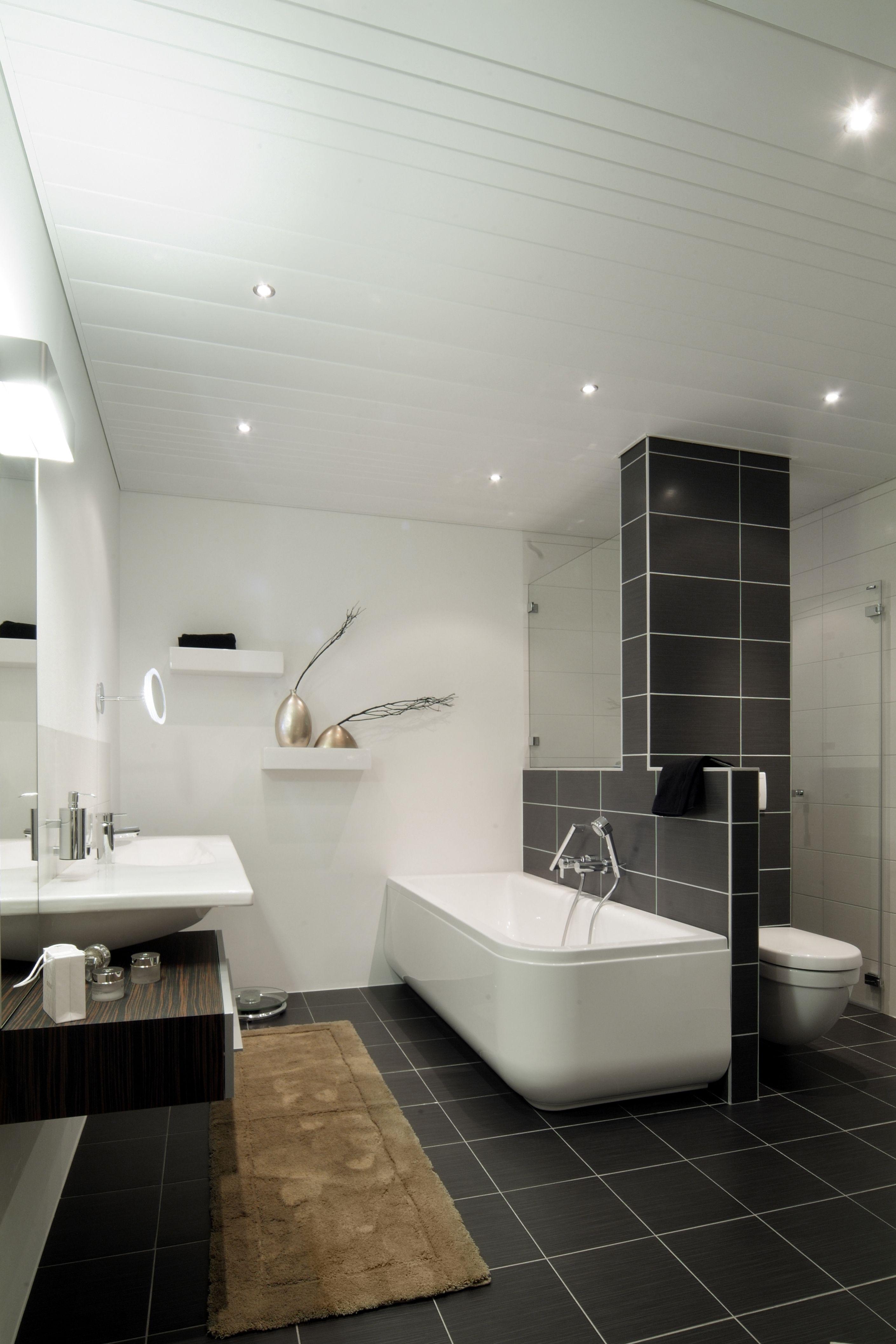 Luxalon I Aluminium I Plafond I Badkamer | Huisje | Pinterest | House