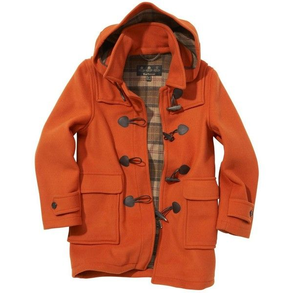 Barbour Ladies Classic Duffle Coat - Barbour By Mail Online Store (£250) ❤ liked on Polyvore featuring outerwear, coats, jackets, coats & jackets, red coat, barbour, red duffle coat, barbour coats and duffle coat
