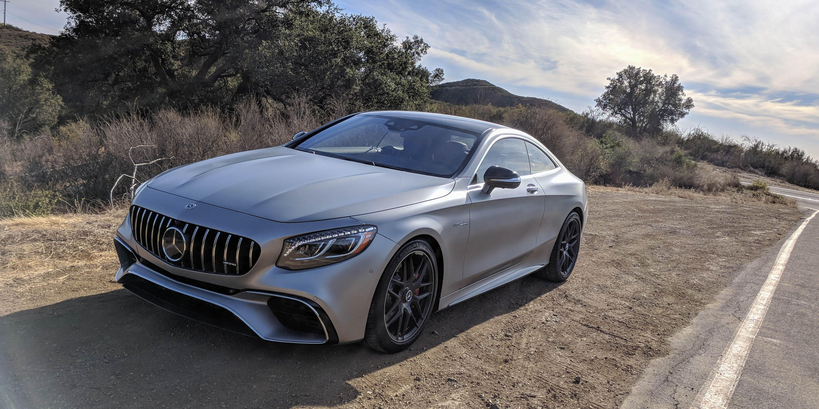 V8 Or V12 Which 2018 Mercedes Amg S Class Coupe Is The Best