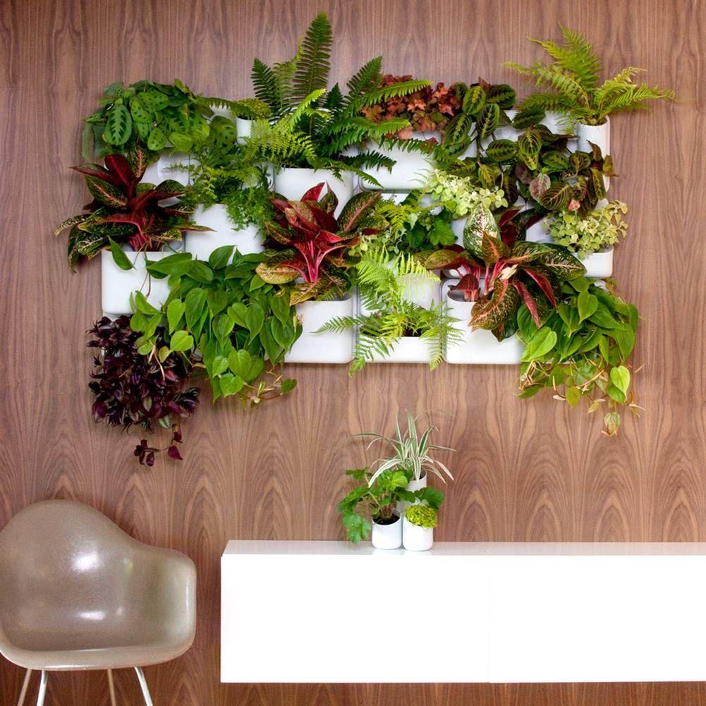 Urbio Vertical Garden   Find Me A Gift   Grow   Pinterest   Gardens