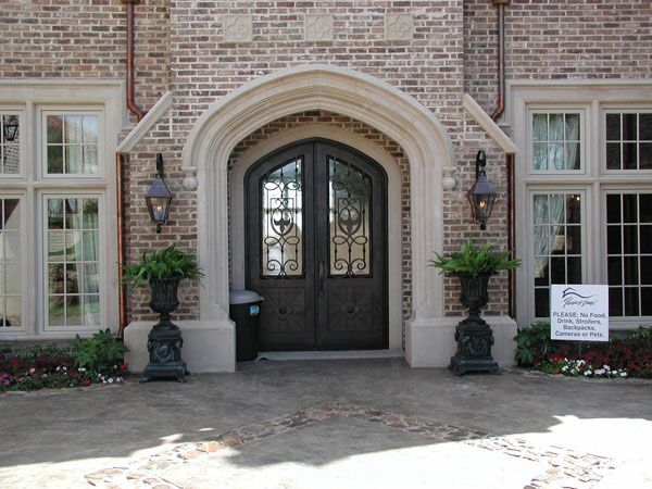 Palladium Stone Around Window : Parade of homes cast stone window and door surrounds