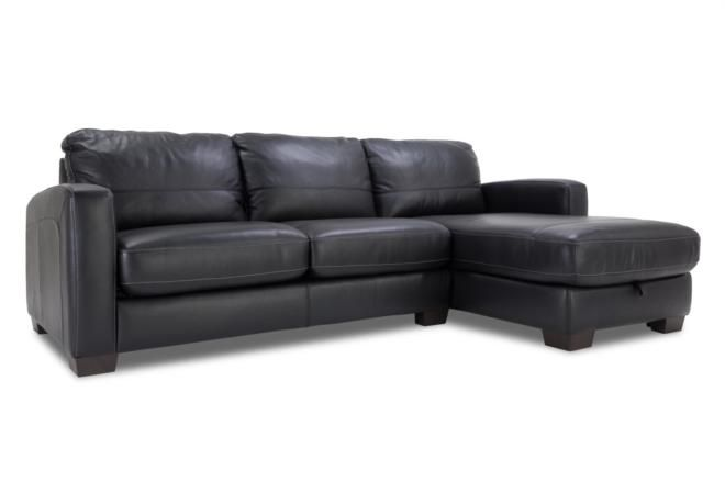 3 seater chaise end sofa with sofa bed - Chameleon - Sofa ...