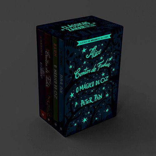 Livro Box Classicos Zahar Edicoes Bolso De Luxo Que Brilham No