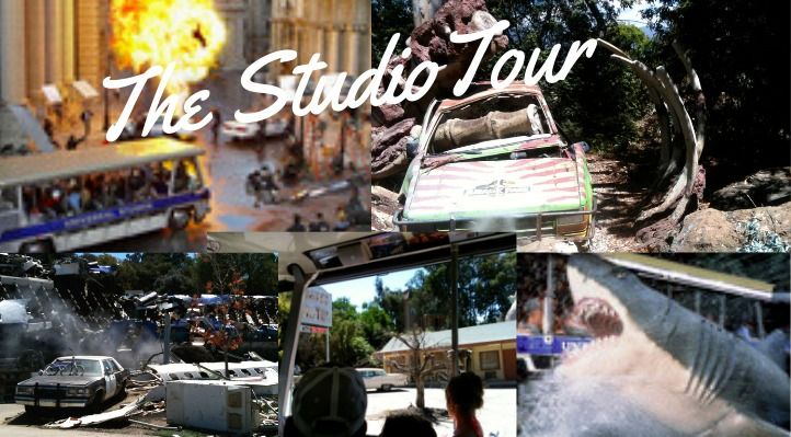 Hollywood Studio Tour