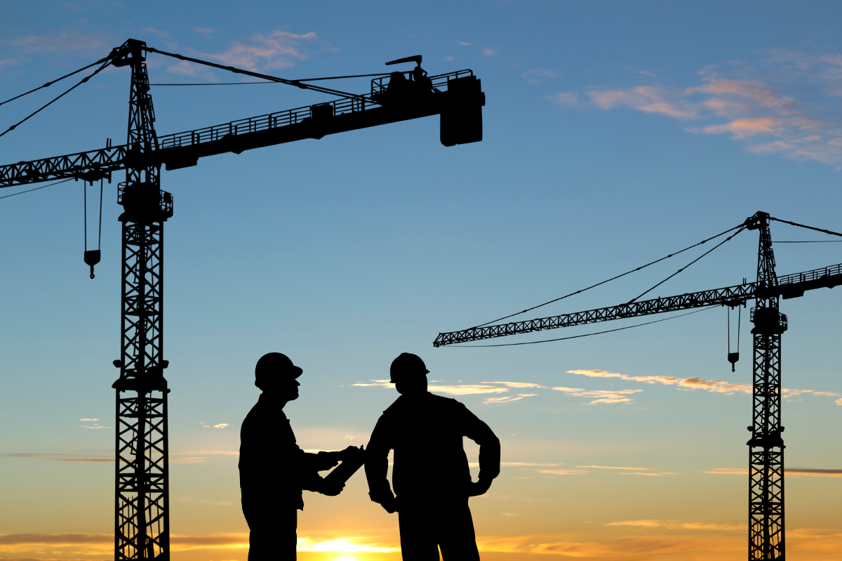 The Impact Of Technology On Construction Of Buildings Construction Sector Construction Wallpaper Construction