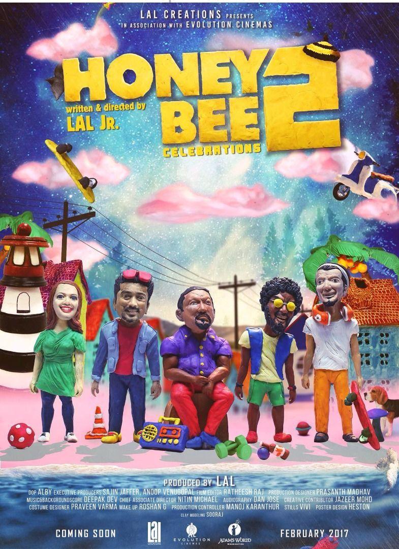 Watch Honey Bee 2 Trailer