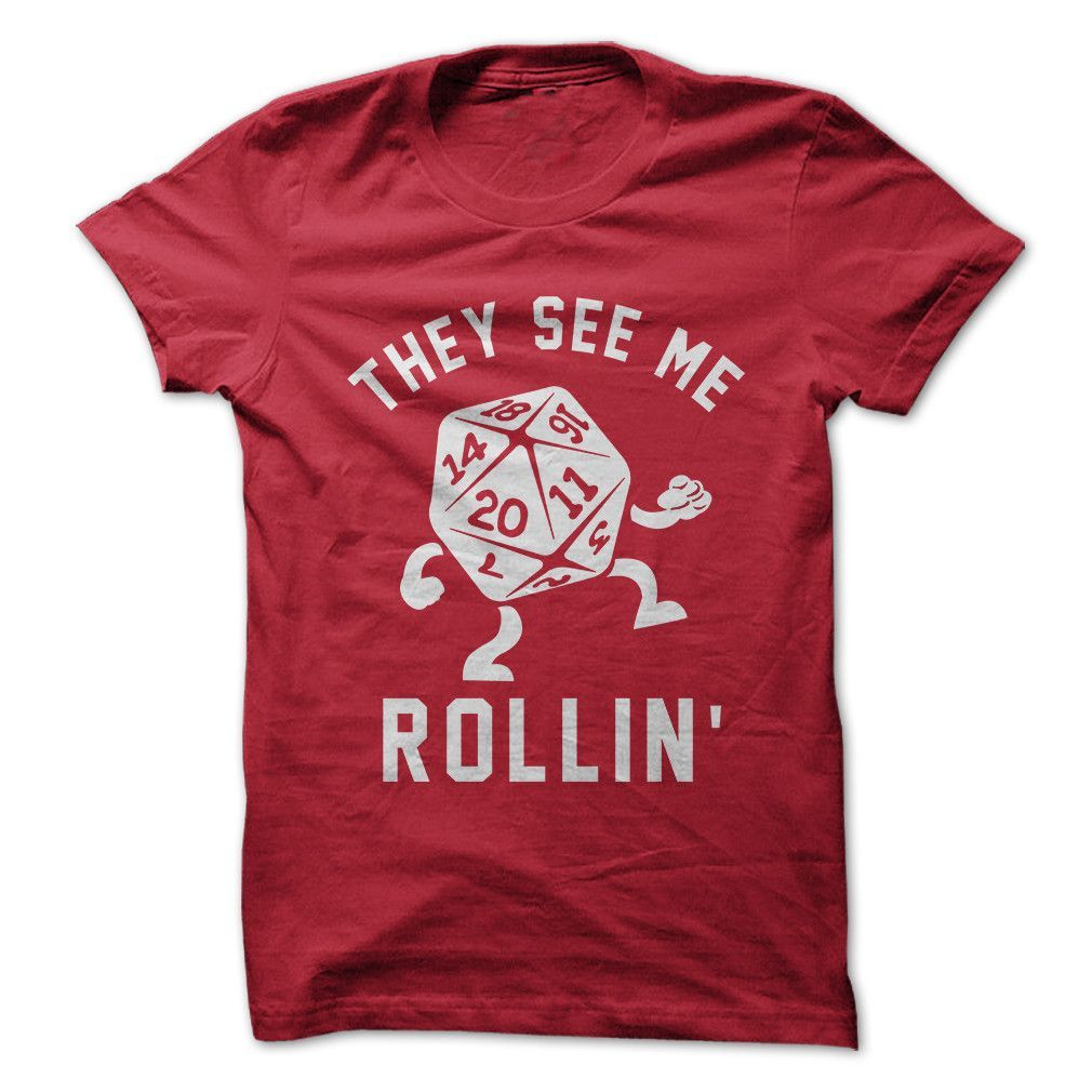Funny DND Tshirt - Yin and Yang of D/&D Gift for Dungeon Masters Role Playing Games RPG DM