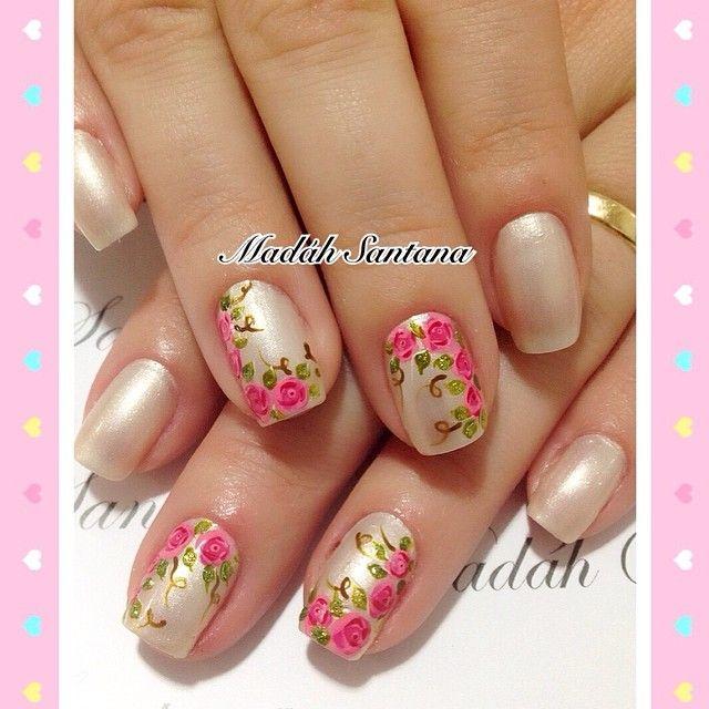Imagen relacionada | Grethel | Pinterest | Diseños de uñas ...