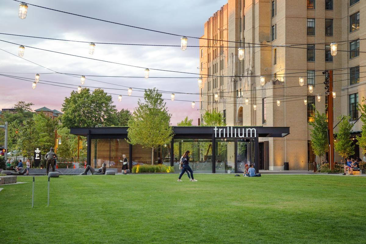 Brews News Trillium Fenway now open at 401 Park Boston