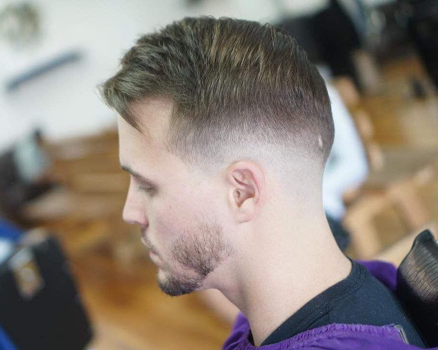 Haircuts For Receding Hairline Temples Haircuts For Thinning Hair Thin Hair Men Mens Haircuts Short Young Mens Hairstyles