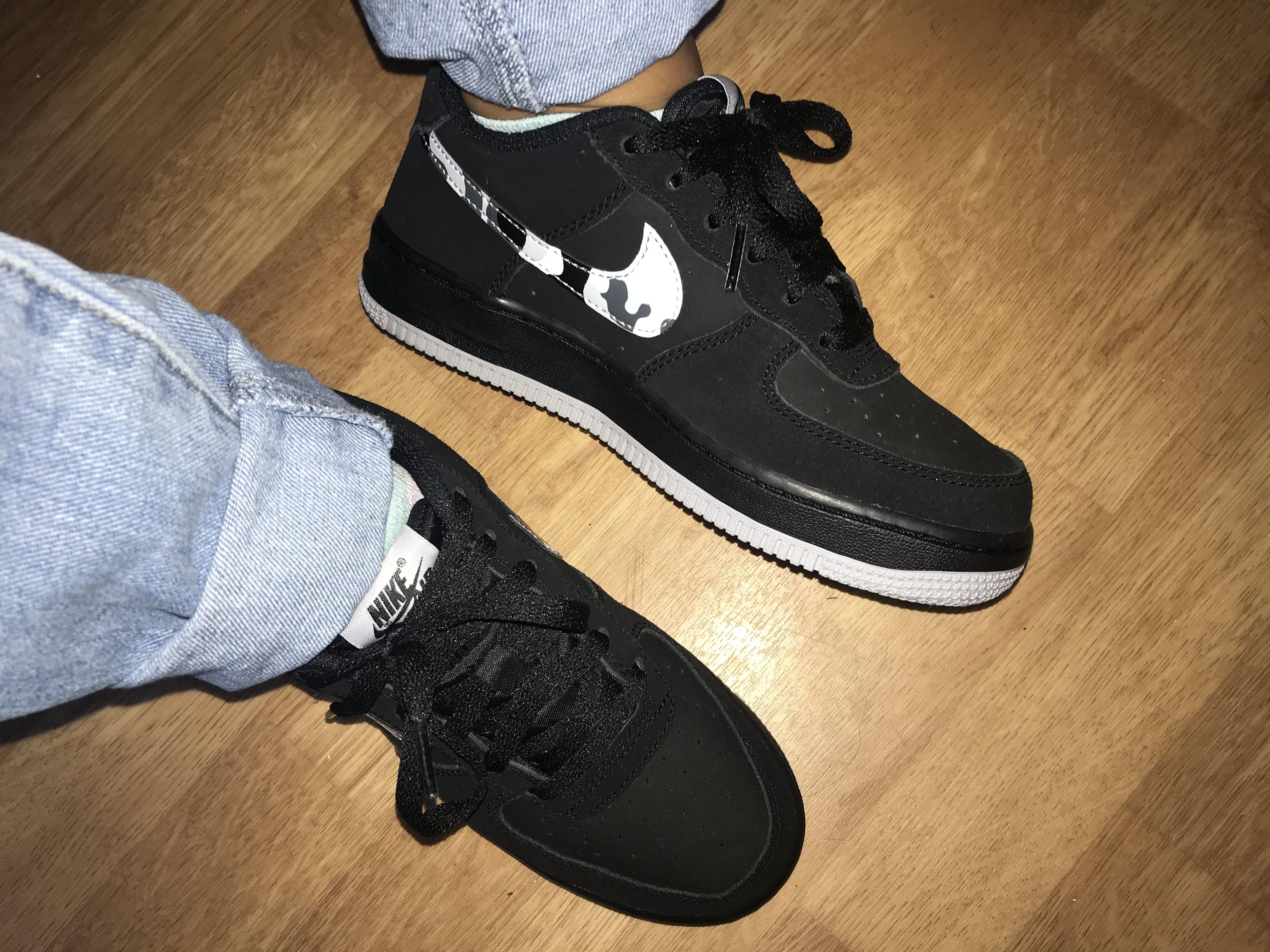 Nike Air Force 1 | Nike air shoes, Cute
