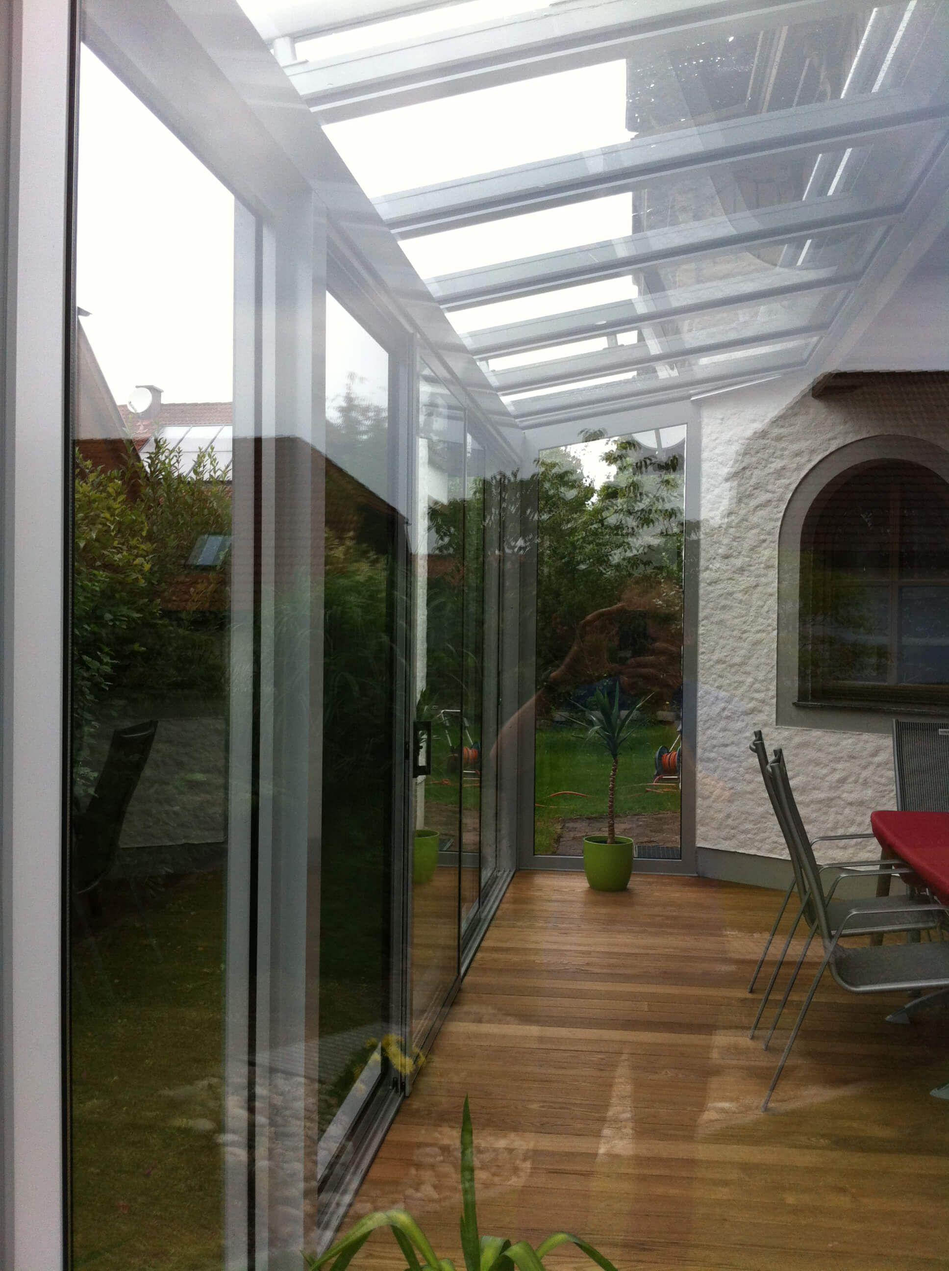 Bekannt Wintergarten mit Glasdach | Verglasungen // Balkon, Terrasse WI25