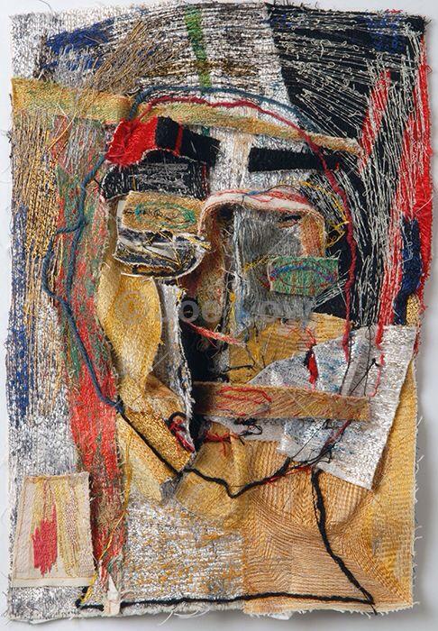 Alice Kettle textiles artist Mujeres en el arte   Women in art - tapices modernos