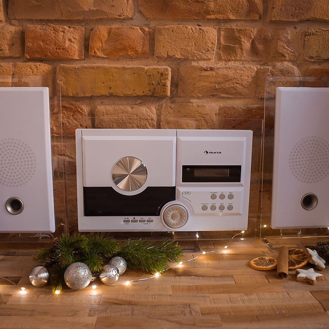 Stereo Anlage Musikanlage Coole Weihnachtsgeschenke Stereoanlagen