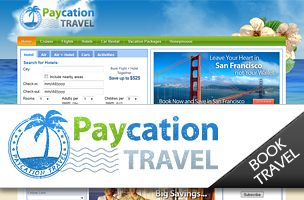 It39s called paycation travel it helps you to see the world for Paycation business cards