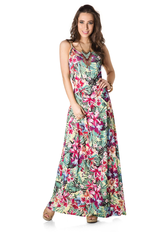 0591e7c744 ... os vestidos são essenciais no guarda roupa feminino para os dias mais  quentes