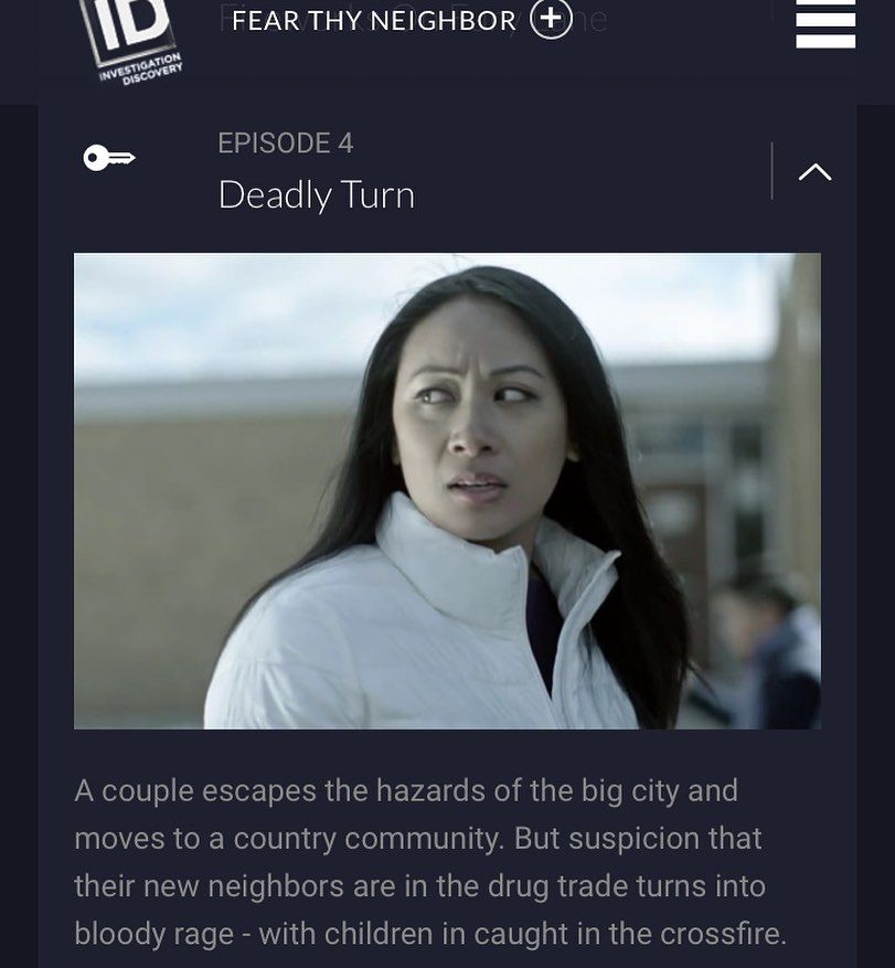 If You Love To Watch Docudramas You Can Catch Me On Episode