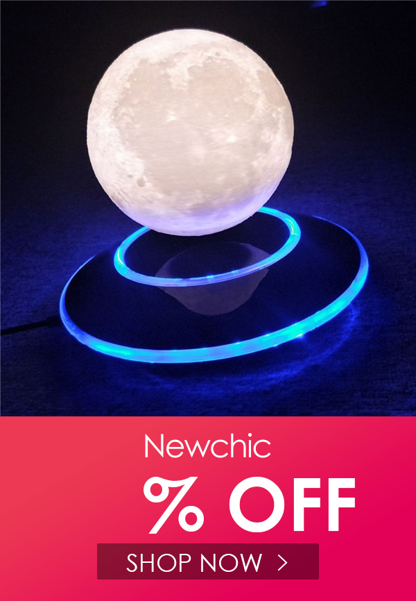 I Found This Amazing Christmas Decorations Magnetic Levitation 3d Moon Lamp Floating Led Night Light Ac100 240v Ornam Led Night Light Levitation Ornament Gifts