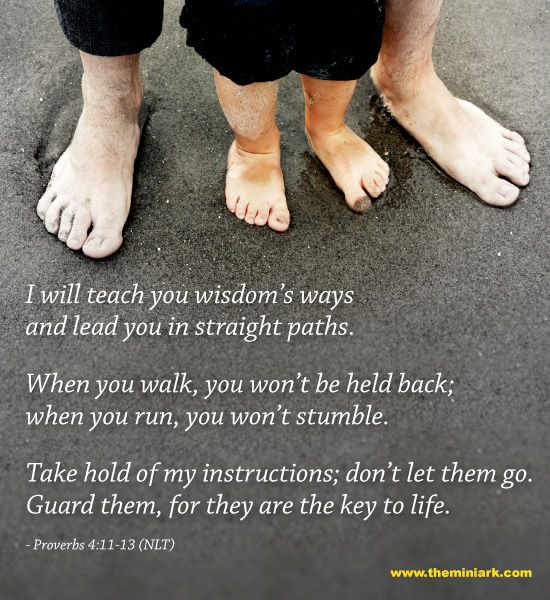 Parents Bible Picture Quotes Father S Wisdom Is The Best Legacy