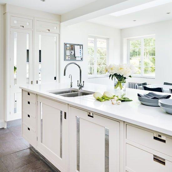Beautiful White Kitchen Designs Pleasing 30 Modern White Kitchen Design Ideas And Inspiration  Classic Design Decoration